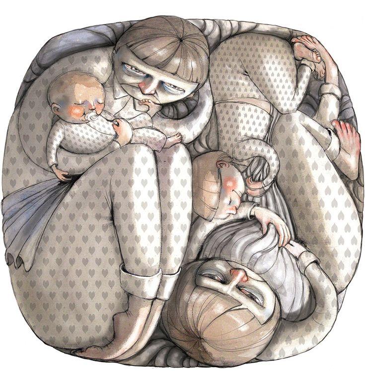 Om søvn i DBMagasinet Lisa Aisato - NORUEGA