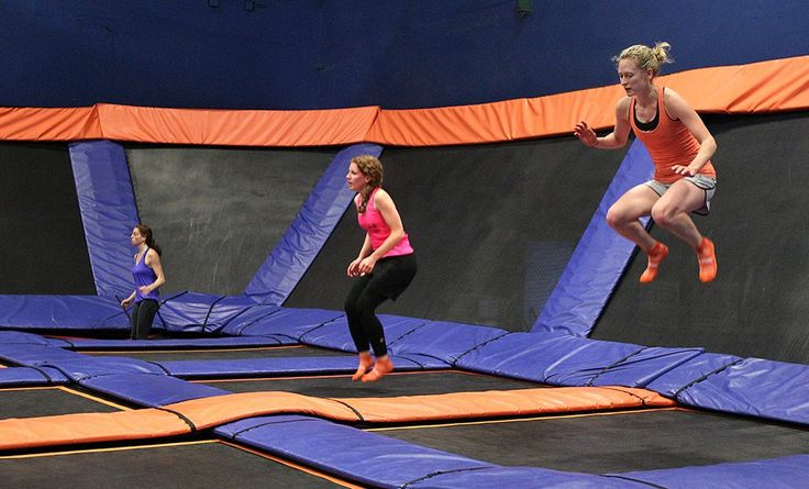 Can You Really Burn 1,000 Calories Per Hour on a Trampoline?   Uh, about that...