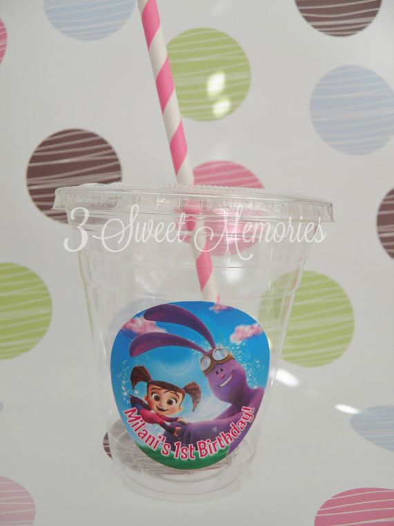 Set of 24-Kate and Mim Mim Themed Party Cups by 3SweetMemories