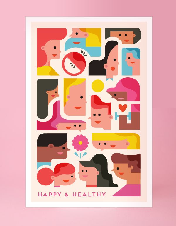 Walgreens Corporate Poster on Behance