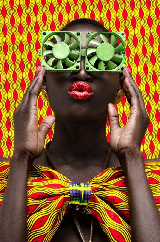 African designer Thandiwe Muriu #ankara