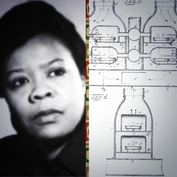 Alice H. Parker - Inventor of the gas-fired heating furnace and one of the most well-educated woman of her time and one of the few African American women to attend college back then (Parker graduated from Howard University in the early 1900s).