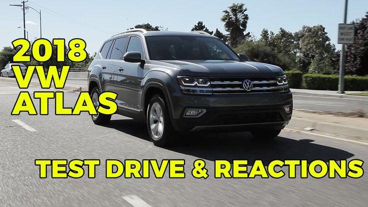 2018 Volkswagen Atlas First Reactions   Capitol Volkswagen
