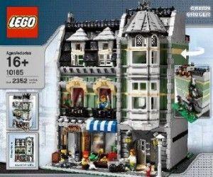 LEGO Reviews: LEGO Creator Green Grocer #green_grocer_lego #lego_creator_sets #green_grocer #lego_creator_green_grocer #lego_10182 #lego_cafe_corner #lego_10190 #lego_green_grocer #lego_market_street