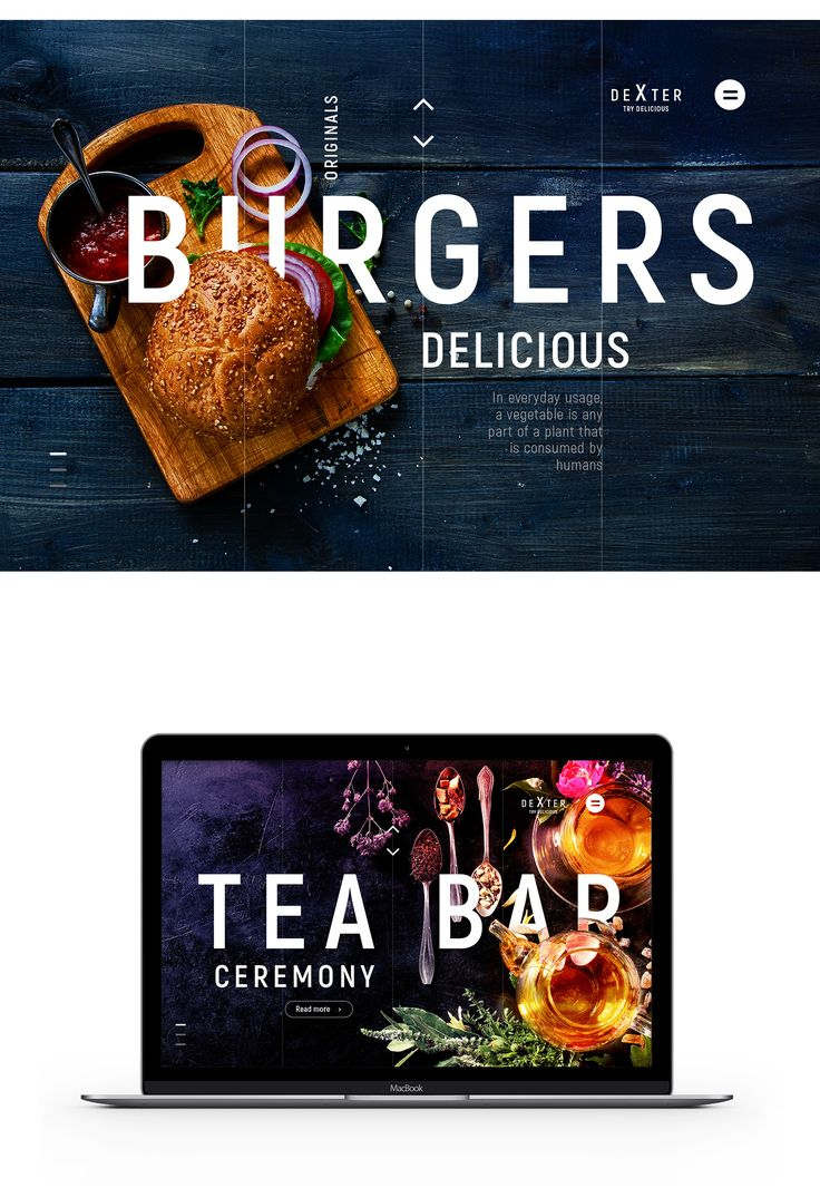 Dexter Cafe on Behance