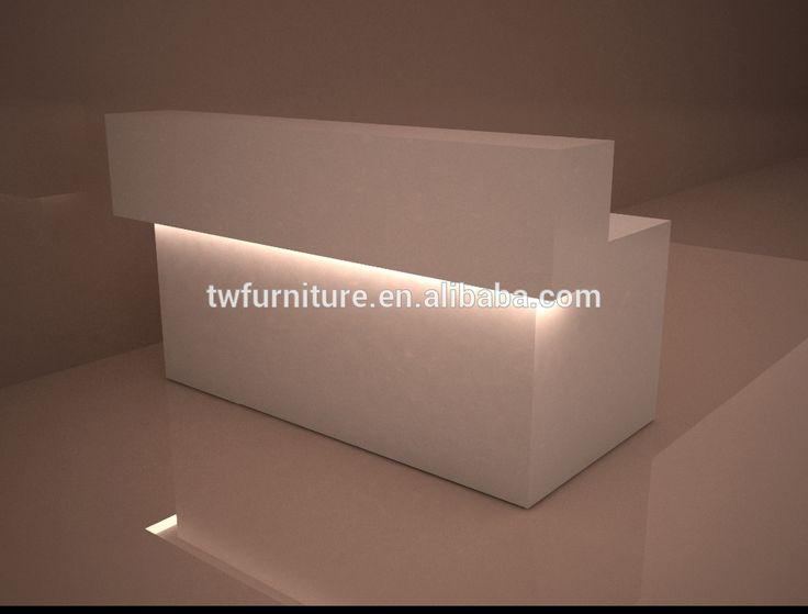 Ongelooflijke! Stevige ondergrond moderne led verlichting wit l-vorm receptie-afbeelding-balies-product-ID:60308297781-dutch.alibaba.com