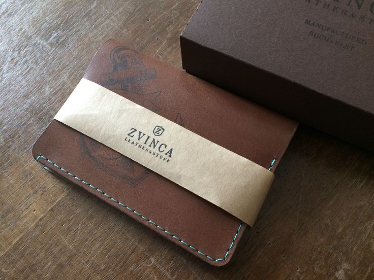 Leather Wallet by ZVINCA