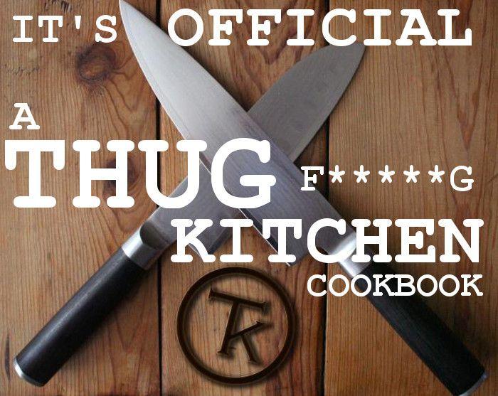Vegan Food Blog 'Thug Kitchen' Gets a Book Deal!   Keywords: #veganweddingfoods #jevelweddingplanning Follow Us: www.jevelweddingplanning.com  www.facebook.com/jevelweddingplanning/