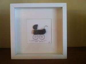 New Arrival - Baby Stone Art
