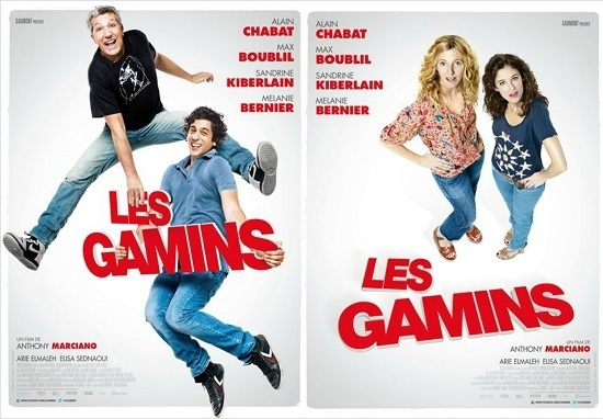 Les Gamins - Anthony Marciano