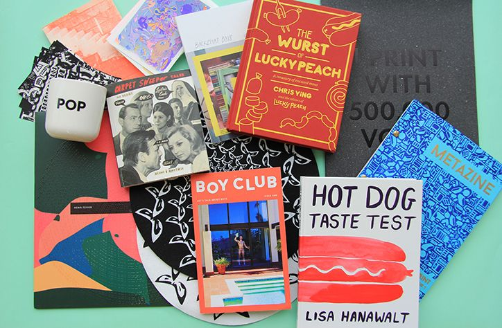 Things: the loveliest bits and bobs that have landed in It's Nice That's letterbox this month.