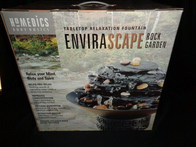 Homedics EnviraScape Rock Garden