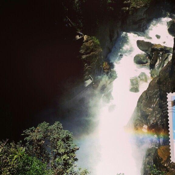 Paylon del Diablo #Ecuador #Baños