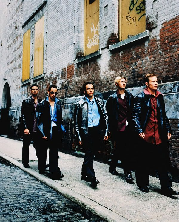 A Quick and Dirty Guide to the Backstreet Boys (non-icons): brandnew_soul