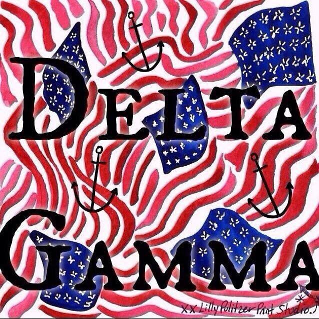 DG Delta Gamma USA DeeGee