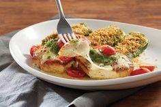"""Chicken Margherita - Olive Garden unveils new 'Tastes of the Mediterranean"""" menu - The Artful Gourmet :: NYC Food Stylist + Photographer"""