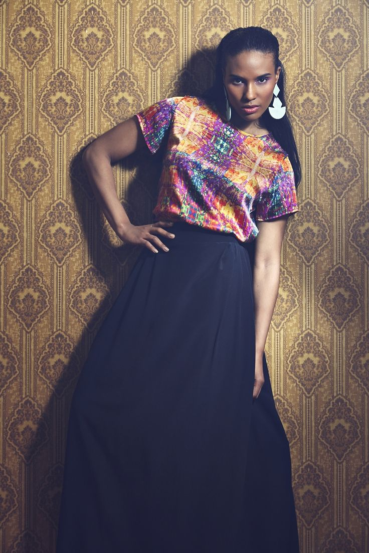 Photographer Nana Simelius Model Yacine Samb, Muah Kata Niemi Make Up and Hair