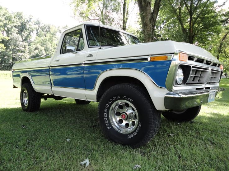 1977 ford truck | member, old truck - Ford F150 Forums - Ford F