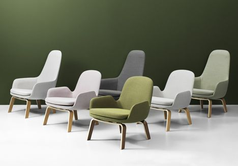 Era collection by Simon Legald - Normann Copenhagen latest furniture collection