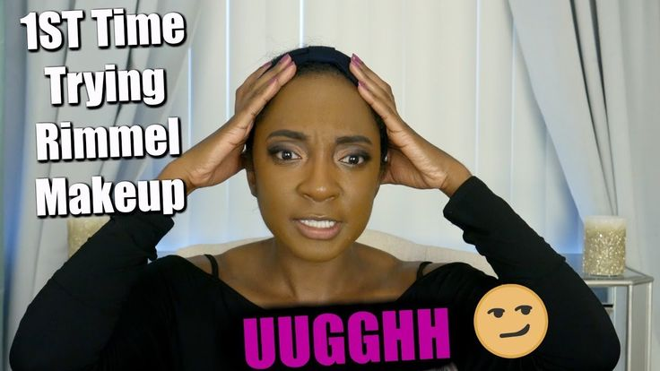 Trying Rimmel Makeup for the First Time EVER | NikkiBeautyBliss