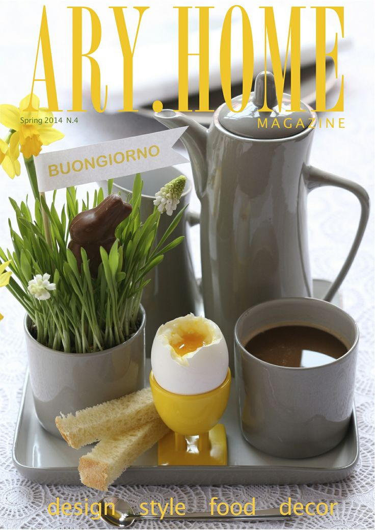 ARY HOME Magazine spring 2014 di Marzia Malli & Arianna Battistessa www.redaddress.it