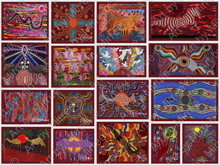 I have reduced my travel overseas for now in order to complete my 44 Paintings Series of the Animal Dreamings native to Aboriginal Australia until mid 2016, so far I have completed these 17 paintings...www.dreamsofcreation.com