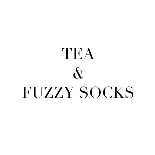 tea and fuzzy socks