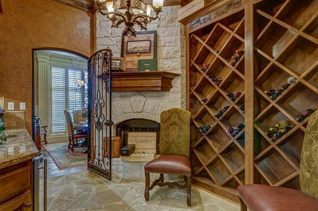 Simple wine cabinets. 400 W Chapel Downs Dr, Southlake, TX 76092 | MLS# 13475567 (36 Photos)