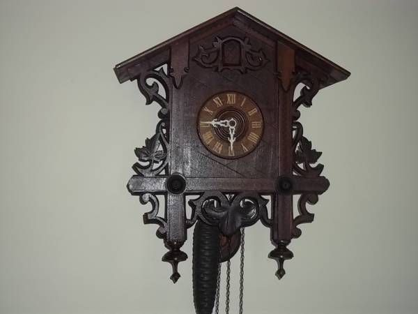 Cuckoo clock stops woodworking projects plans - Cuckoo clock plans ...