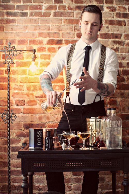 bartender fashions - Google Search