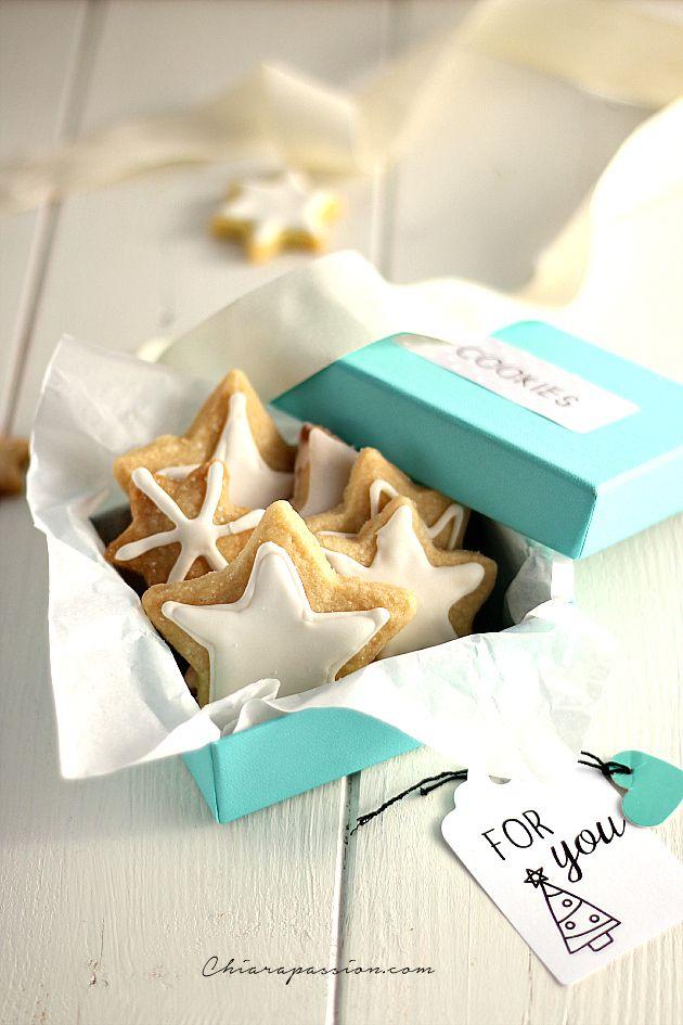 Chiarapassion: Christmas shortbread