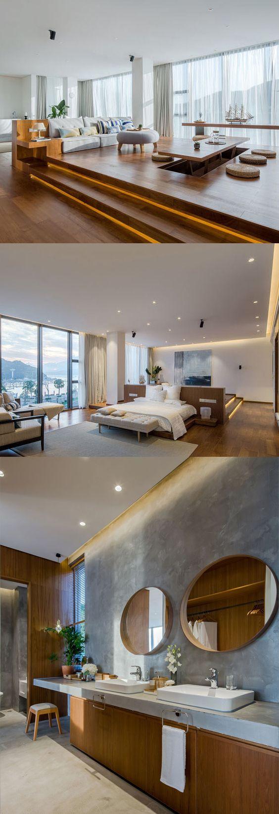 Modern Chinese Apartment #homedesignlover #homedecor #homedesign #homeideas #apartment