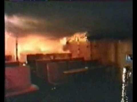 Riscuri in meseria de pompier - FENOMENUL BACKDRAFT & FLASHOVER