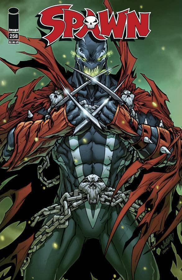 Spawn returns to the one place he never thought he would see again...HELL.