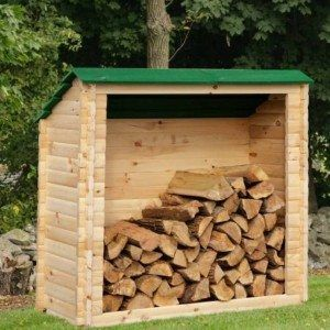 Small Wood Firewood Shed , Firewood Shed Storage In Storage And Organization Category