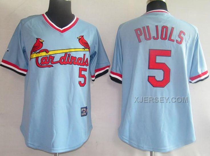http://www.xjersey.com/cardinals-5-albert-pujols-light-blue-jerseys.html Only$34.00 CARDINALS 5 ALBERT PUJOLS LIGHT BLUE JERSEYS Free Shipping!
