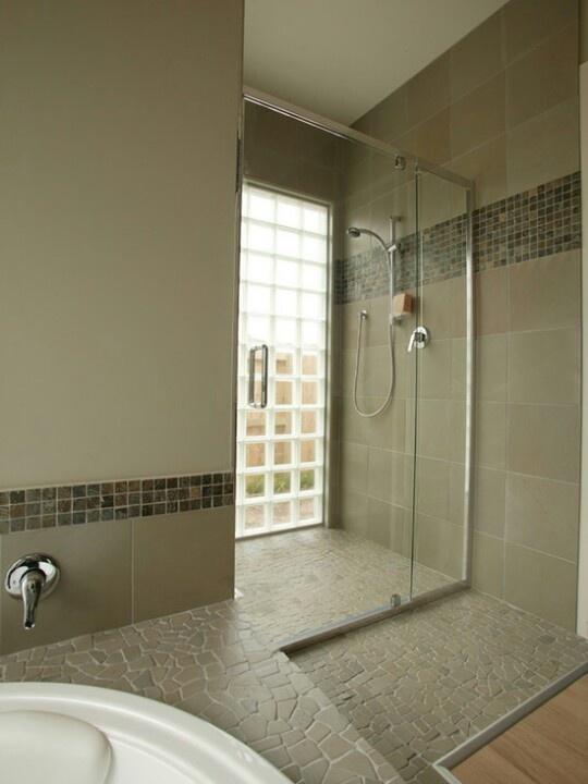 Island Stone Random Shower And Bath Tile   Modern   Bathroom   Other Metro    Island Stone
