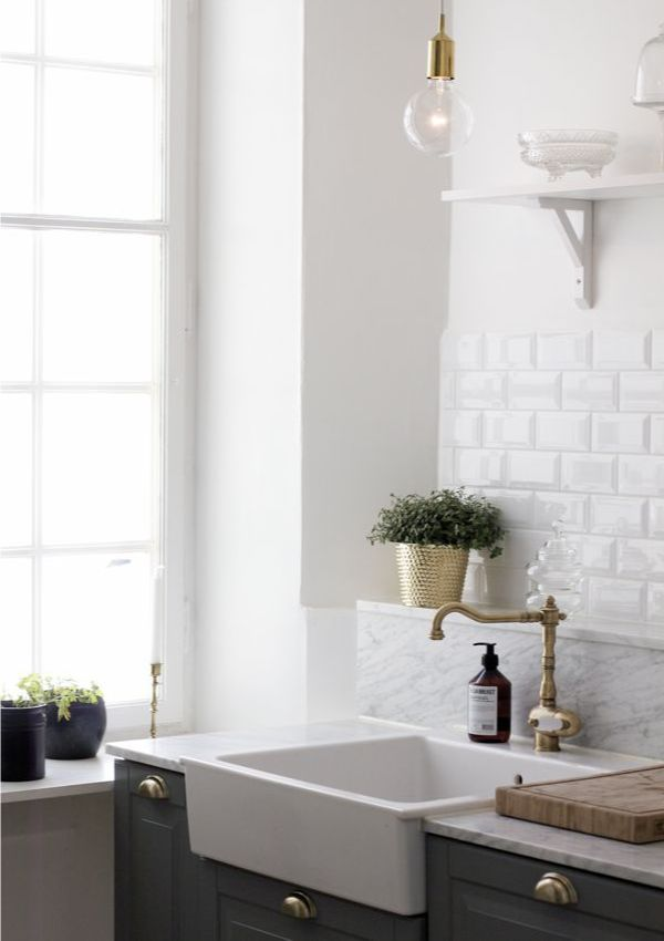 75 best campagne chic images on Pinterest Bathroom, Bathroom ideas