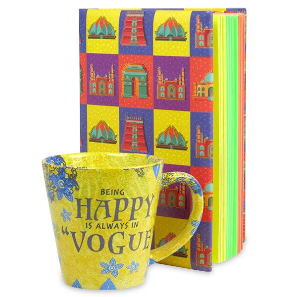Exclusive Hamper On Birthday This exclusive gift hamper for your dear one includes a notebook with 400 pages and a mug. Rs. 874 : Shop Now : https://hallmarkcards.co.in/collections/shop-all/products/exclusive-hamper-on-birthday