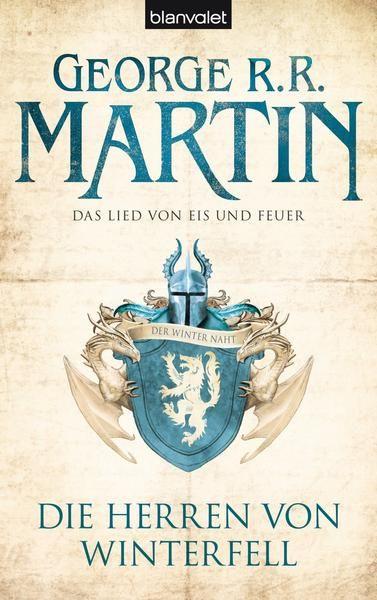 """Matthias S #FridayReads """"Das Lied von Eis und Feuer 1, Die Herren von Winterfell. Game of Thrones"""""""