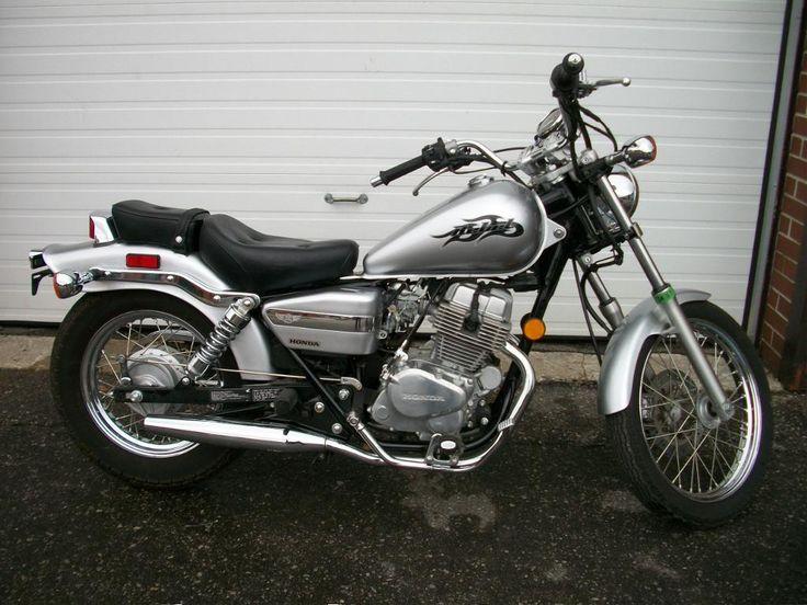 2008 Honda CMX250C Rebel®