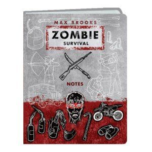 Zombie Survival Notes af Max Brooks, ISBN 9780307406392