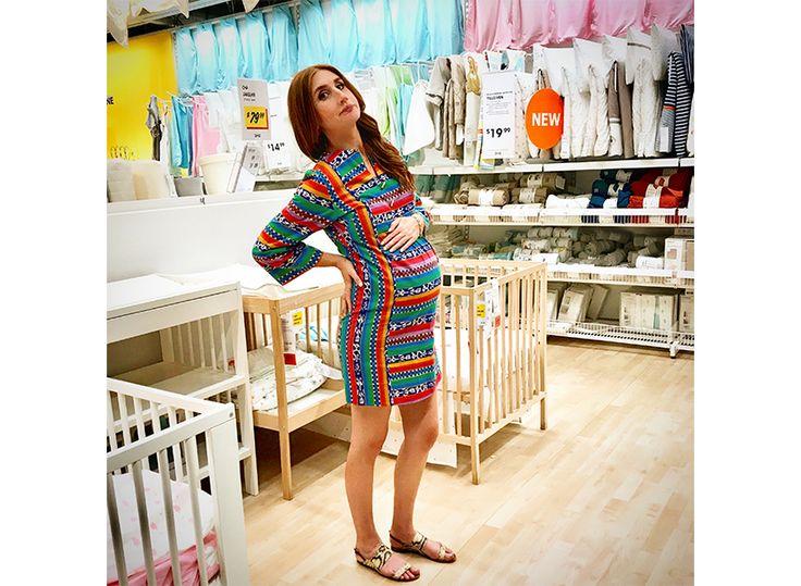 "Jessi Cruickshank on Giving Birth: ""I. AM. TERRIFIED."""