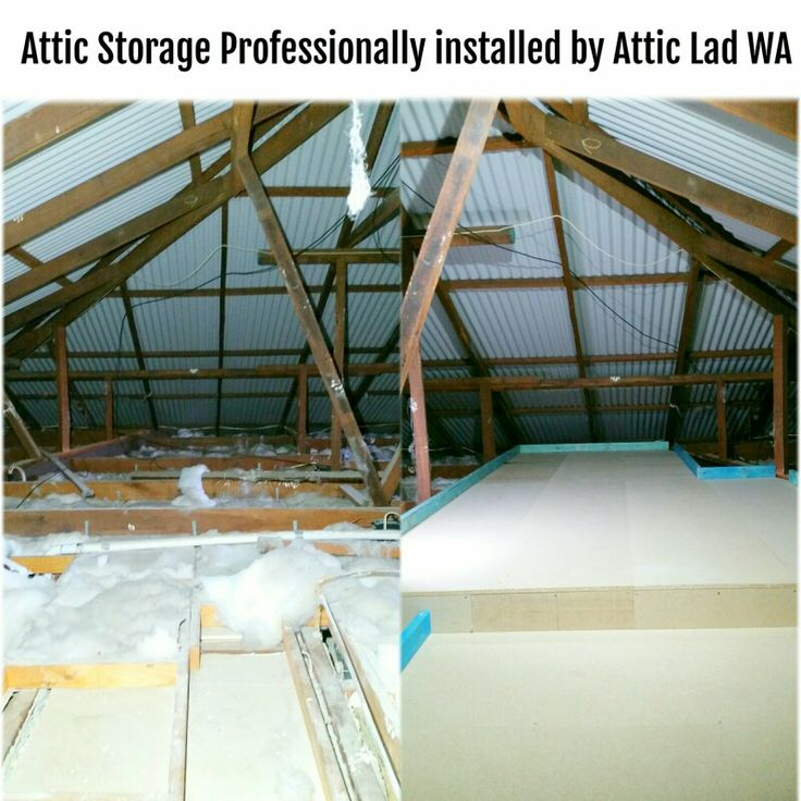 Attic Storage Ideas By Attic Lad WA, Are You Looking For Some Ideas For More
