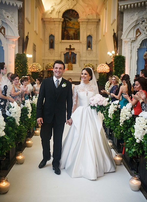 casamento-patricia-iris-cerimonia-vestido-noiva-wanda-borges  inspiração noivo