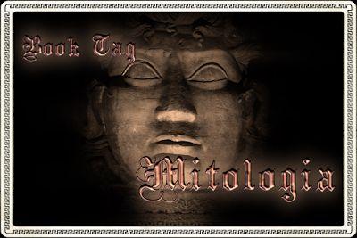 Soñé que volaba: Book Tag de la Mitología