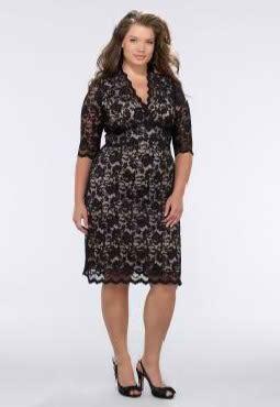 Коктельное платье для пышных женщин