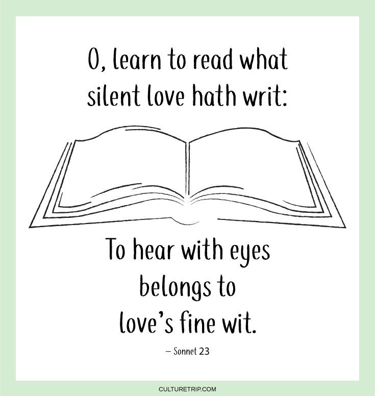 10 Famous Shakespeare Quotes on Love, Life and Art |Pinterest: @theculturetrip