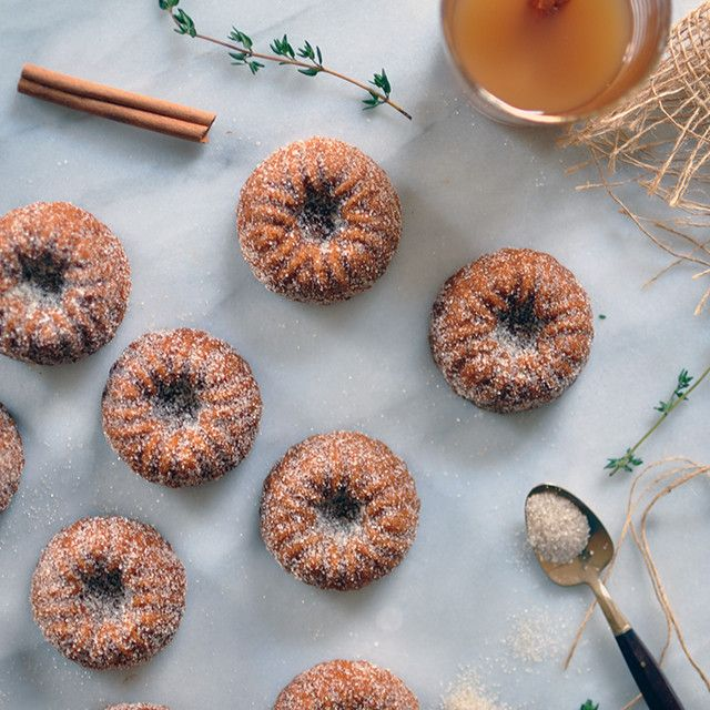 Apple Cider Cakes from Sunday Suppers | Turntable Kitchen