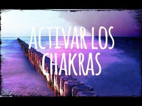 M Música  para activar el poder de los chakras -centros de energía inmensurable situados en el cuerpo humano